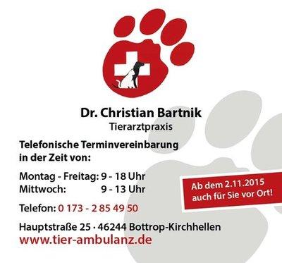 Tierarztpraxis Dr. Christian Bartnick